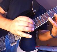 prog & jazz guitar lessons London