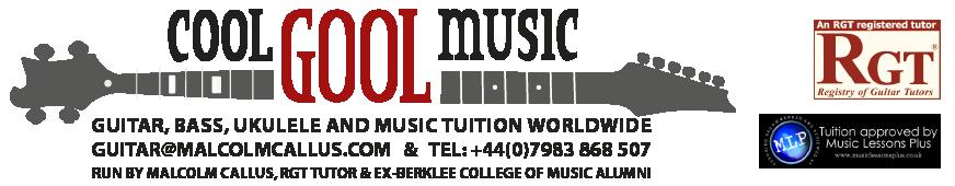 1-2-1/ group/ online music, bass guitar, ukulele & guitar lessons London & skype worldwide